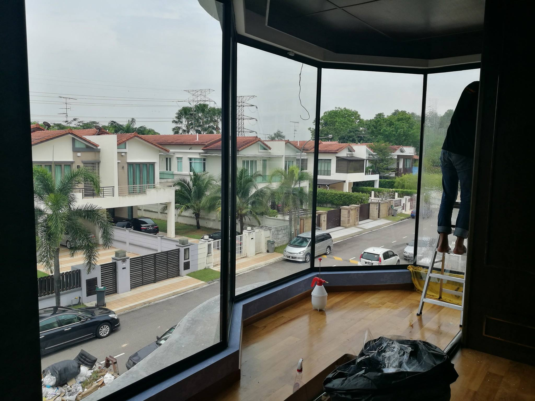 Commercial & Residential Tinted